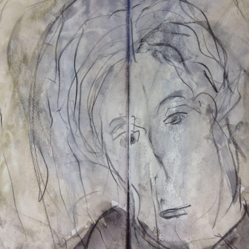 dessin-visage